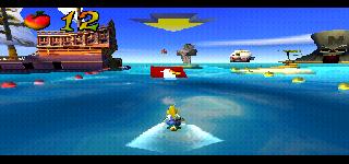 Screenshot Thumbnail / Media File 1 for Crash Bandicoot 3 - Warped [U]